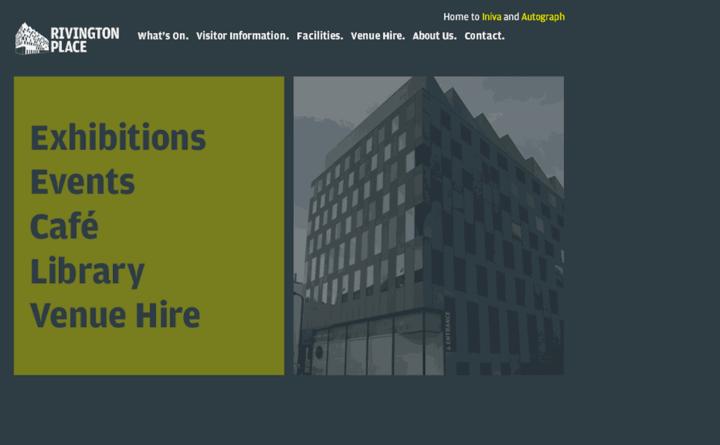 2007 Rivington Place website home page