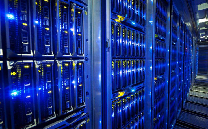 Server Farms - a thing of the past?