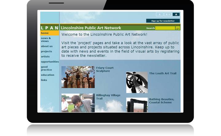 2006 LPAN - Lincolnshire Public Arts Network