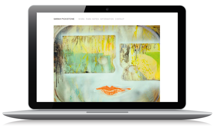 2012 Sarah pickstone home page