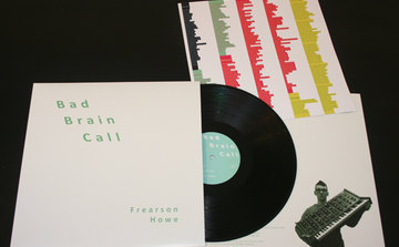 From Annabel Frearsons website designed by Platform3 Bad Brain Call: vinyl insert  12 inch vinyl record with lyrics insert